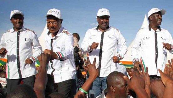 One of the NASA counterparts reveals plans to overthrow Raila.